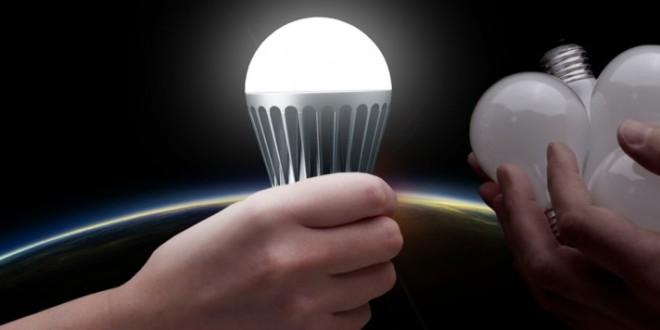 Por que a lâmpada LED é a mais econômica?