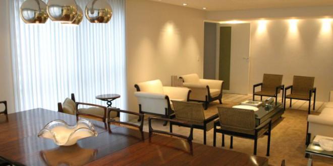 5 dicas para a iluminação de seu apartamento