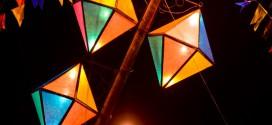 Inove sua decoração de Festa Junina usando Lampadas Led