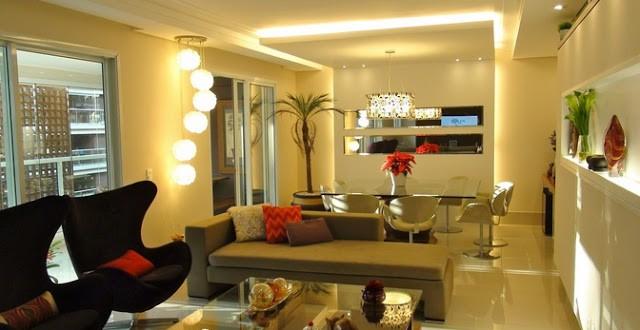 Saiba como escolher cada tipo de luminária para sua decoração