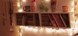 Como usar luzes de Natal na decoração do dia-a-dia